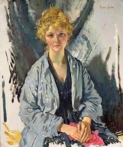 William Newenham Montague Orpen - 难民