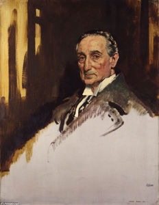William Newenham Montague Orpen - 鲁弗斯艾萨克斯,雷丁1日侯爵