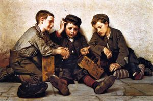 John George Brown - 短