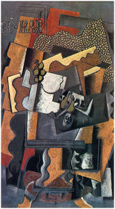 Georges Braque - 上表静物