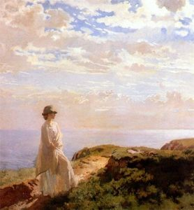 William Newenham Montague Orpen - 一个 夏天 下午