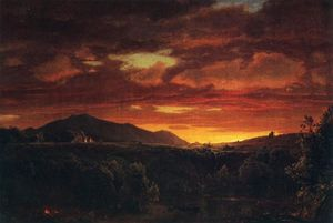 Frederic Edwin Church - 黄昏