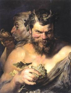 Peter Paul Rubens - 两个色情狂
