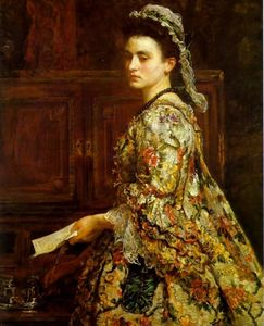 John Everett Millais - 凡妮莎