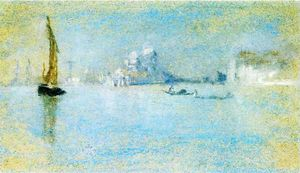James Abbott Mcneill Whistler -  查看 威尼斯