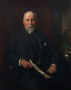 Samuel Henry William Llewellyn - 威廉·科尔斯Pendarves