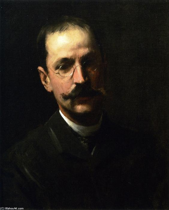 威廉·帕尔默朗特, 1887 通过 William Merritt Chase (1849-1916, United States) | 藝術再現 William Merritt Chase | WahooArt.com