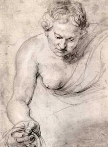 Peter Paul Rubens - 女人