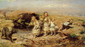 William Mctaggart - 的 冒险