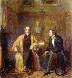 William Powell Frith - 希望 -