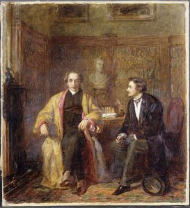 William Powell Frith - 希望
