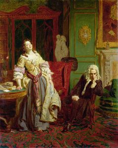 William Powell Frith - 被拒绝的诗人