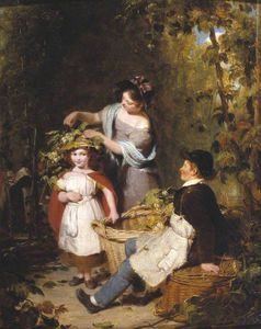William Frederick Witherington - 的 跳  花环