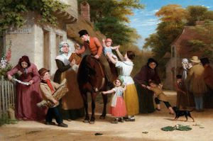 William Frederick Witherington - 村 岗位  办公室