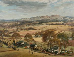 William Mactaggart - 秋天 , Kinnordy