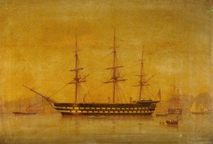 Antonio De Simone - Hms -james Watt-