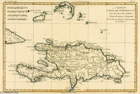 """""""法国和西班牙殖民地的圣道的大安的列斯群岛的岛屿,从""""阿特拉斯德要"""""""
