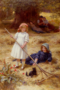 George Sheridan Knowles - Summer-s 开玩笑
