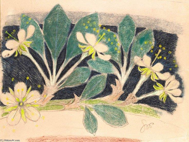 宇都宫紫苑snis070图解-板栗叶 通过 Stanislaw Wyspianski 1869 1907,