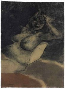 Ronald Brooks Kitaj - Marynka 孕
