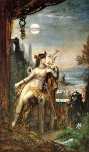 Gustave Moreau - cleopatre