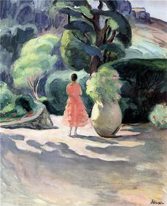 Henri Lebasque - 罐的普拉代胡同