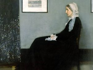James Abbott Mcneill Whistler - 母亲