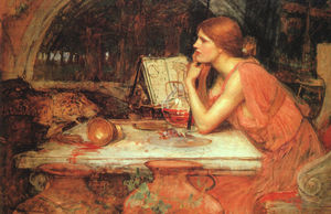 John William Waterhouse - 女巫