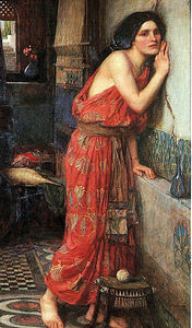John William Waterhouse - 提斯柏