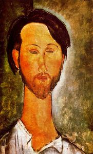 Amedeo Modigliani - 无题(6698)