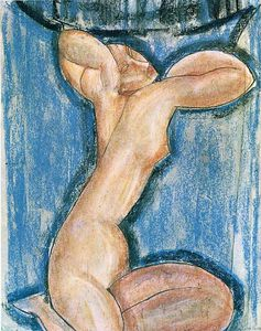 Amedeo Modigliani - 无 926