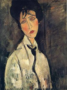 Amedeo Modigliani - 无 4575
