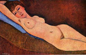 Amedeo Modigliani - 无题(6933)
