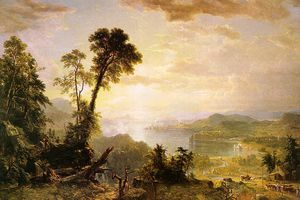 Asher Brown Durand - 无 7143