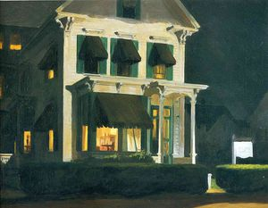 Edward Hopper - 无 180