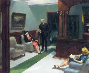 Edward Hopper - 无 4438