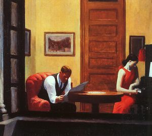 Edward Hopper - 无 3175