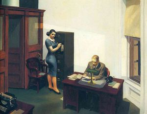 Edward Hopper - 无 2224