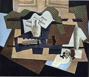 Georges Braque - 无题(799)