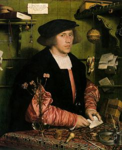 Hans Holbein The Younger -  无 (6996)