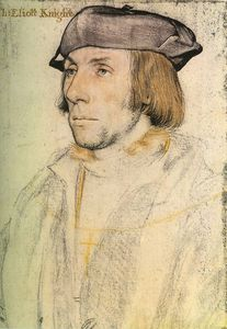Hans Holbein The Younger - 无 3345