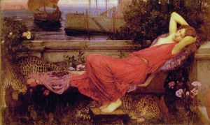 John William Waterhouse - 无 3122
