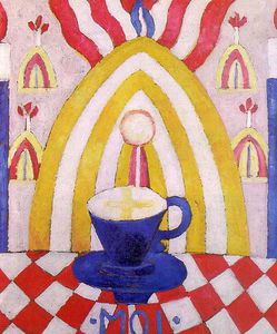 Marsden Hartley -  无 (2030)