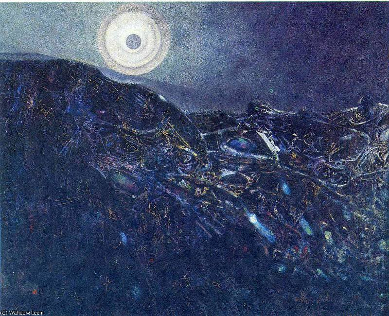无 4520   通过 Max Ernst (1891-1976, Germany)
