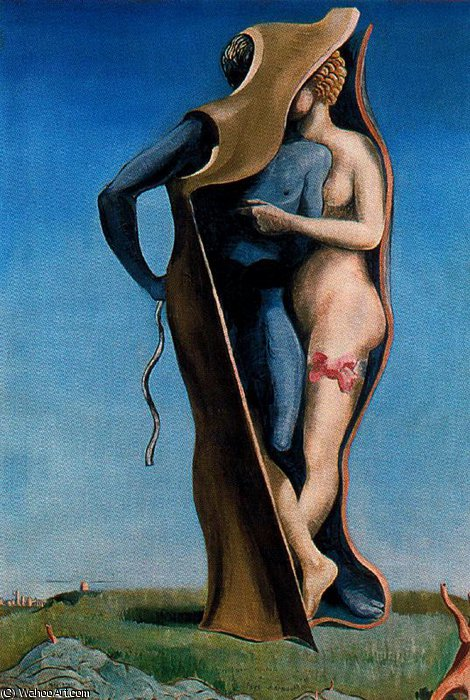 无 719   通过 Max Ernst (1891-1976, Germany)