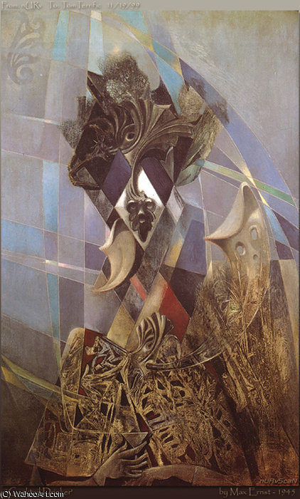 无 3252   通过 Max Ernst (1891-1976, Germany)