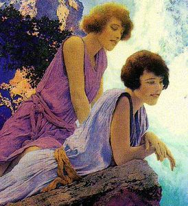 Maxfield Parrish - 无 2093