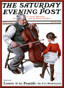 Norman Rockwell -  无 (7702)