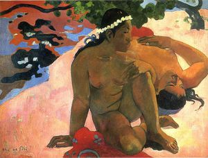 Paul Gauguin - 无题(6311)