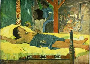 Paul Gauguin - 无 4414